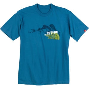 The North Face Baron Peak T-Shirt - Short-Sleeve - Mens