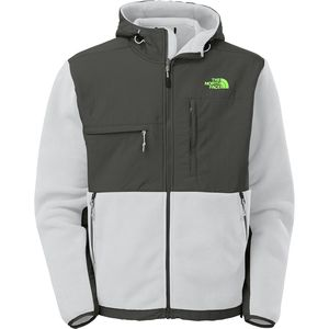 The North Face Denali Hooded Fleece Jacket - Men's