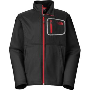 The North Face Peril Glacier Track Jacket - Boys'