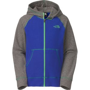 The North Face Glacier Full-Zip Fleece Hoodie - Boys'