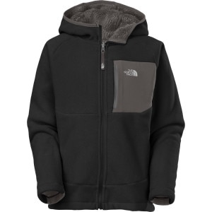 The North Face Chimborazo Hooded Fleece Jacket - Boys'