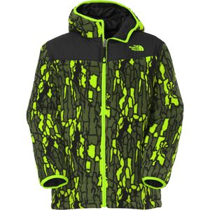 The North Face True Or False Reversible Fleece Jacket - Boys'