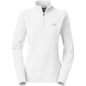 The North Face TKA 100 Microvelour Glacier 1/4-Zip Fleece Pullover - Women's