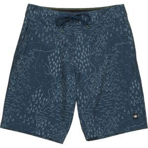 Tentree Wood Islands Board Short - Men's