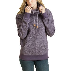 Tentree Banshee Pullover Cowl Neck Hoodie - Women's
