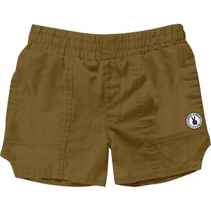 Tiny Whales Dad Short - Toddler Boys'