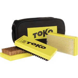 Toko Ski and Snowboard Brush Kit