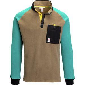 Topo Designs Mountain Fleece Pullover Jacket - Men's