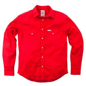 Topo Designs Western Shirt - Long-Sleeve - Men's