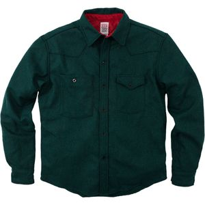 Topo Designs Wool Work Shirt - Long-Sleeve - Men's