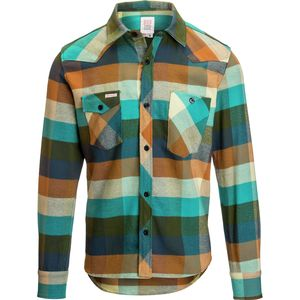 Topo Designs Heavyweight Work Shirt - Men's