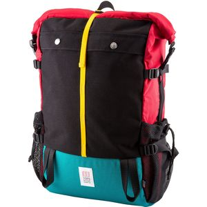 Topo Designs Mountain Rolltop Backpack
