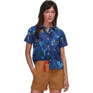 Topo Designs Tour Print Shirt - Women's