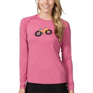 Terry Bicycles Tech Long-Sleeve T-Shirt - Women's