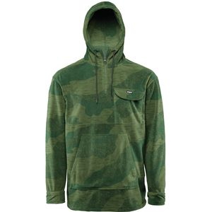 Pulaski Printed Hooded Polar Fleece Jacket - Men's