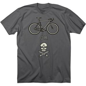 Twin Six Bike Or Die T-Shirt - Short Sleeve - Men's