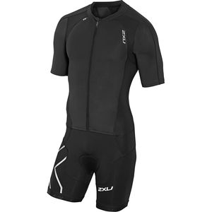 2XU Compression Full-Zip Sleeved Tri Suit - Men's