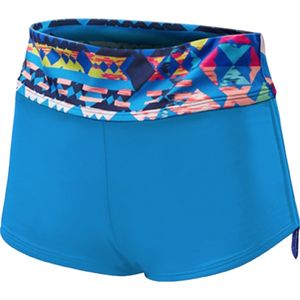 TYR Boca Chica Active Mini Boyshort Bikini Bottom - Women's