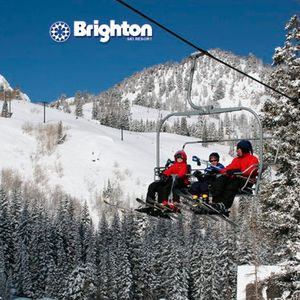 Utah Avalanche Center Brighton Adult Single Day Lift Ticket