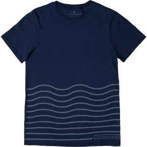 United by Blue Waves T-Shirt - Short-Sleeve - Men's