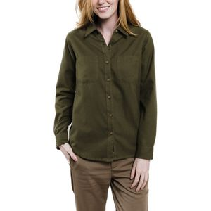 United by Blue Pinedale Wool Shirt - Women's