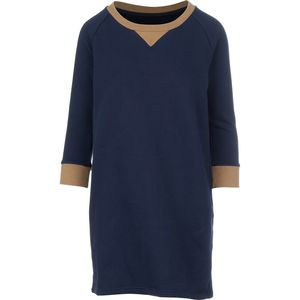 United by Blue Raglan Colorblock Fleece Dress - Women's