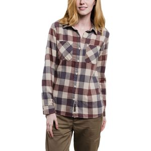 United by Blue Beech Plaid Shirt - Long-Sleeve - Women's