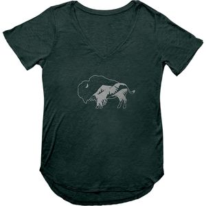United by Blue Starry Bison T-Shirt - Women's
