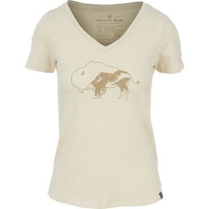United by Blue Starry Bison T-Shirt - Short-Sleeve - Women's