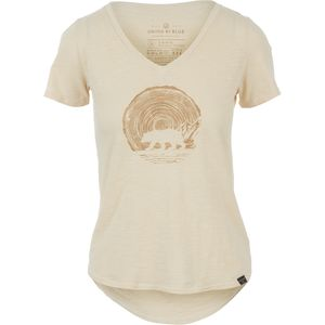 United by Blue Woodgrain Bear T-Shirt - Short-Sleeve - Women's