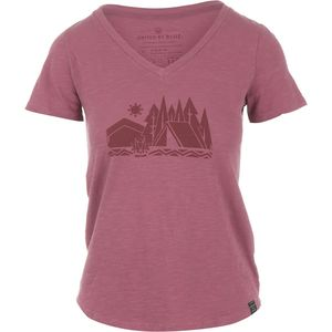United by Blue Camp Geo T-Shirt - Short-Sleeve - Women's