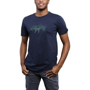 United by Blue Starry Bison T-Shirt - Short-Sleeve - Men's On sale
