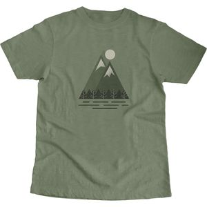 United by Blue Triangle Peak T-Shirt - Short-Sleeve - Men's