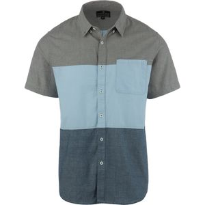 United by Blue Kempston Colorblock Shirt - Short-Sleeve - Men's