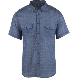 United by Blue Clark Dot Shirt - Short-Sleeve - Men's