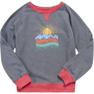 United by Blue Geo Sun Sweatshirt - Girls'