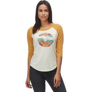 United by Blue Far Away Places 3/4 Baseball T-Shirt - Women's