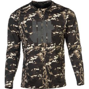 Undefeated O.P. Camo Tech T-Shirt - Long-Sleeve - Men's
