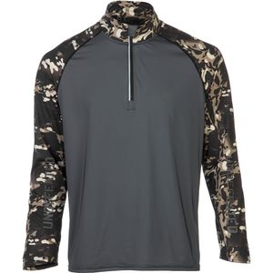 Undefeated O.P. Camo Half-Zip Pullover - Men's