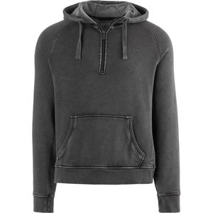 UGG Copper Washed Hooded Pullover Top - 1/2-Zip - Men's