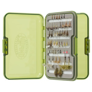 Umpqua Eastern Trout Fly Selection with UPG Fly Box