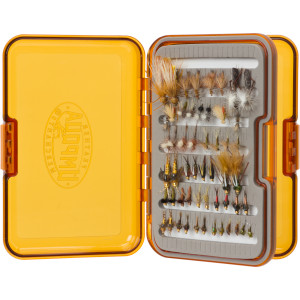 Umpqua California Fly Selection with UPG Fly Box
