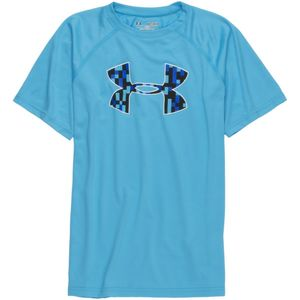 Under Armour Big Logo T-Shirt - Short-Sleeve - Boys'