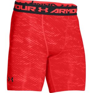 Under Armour Heatgear Compression Printed Short - Men's