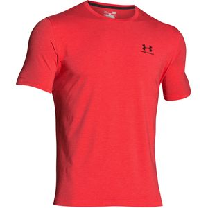 Under Armour Charged Cotton Sportstyle Left Chest Logo T-Shirt - Short-Sleeve - Men's