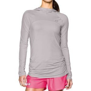 Under Armour Sunblock 50 Hooded Shirt - Long-Sleeve - Women's