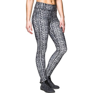 Under Armour HeatGear Alpha Compression Printed Legging - Women's