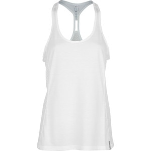 Under Armour Fly By Stretch Mesh Tank Top - Women's