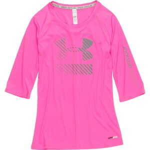 Under Armour UPF T-Shirt - 3/4-Sleeve - Girls'