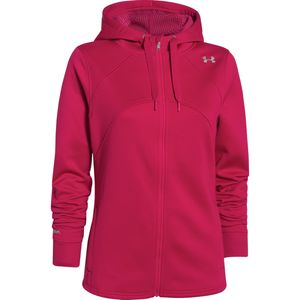 Under Armour Coldgear Infrared Isa Full-Zip Hooded Fleece Jacket - Women's